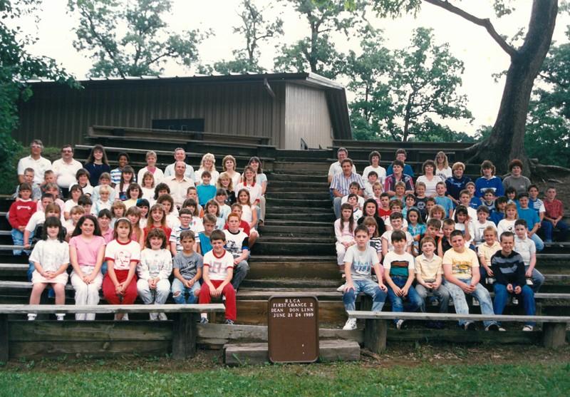 First Chance 2, June 21-24, 1989 Don Linn, Dean