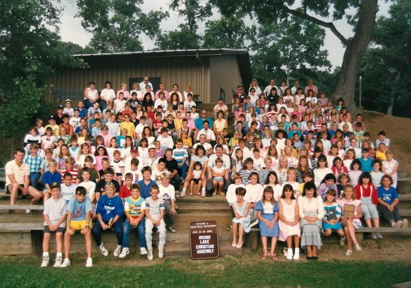 Junior 5, Aug 13-19, 1989 Paul McCuiston
