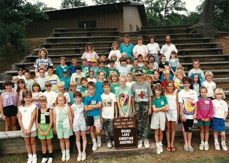 Day Camp 2, July 6, 1990, Lisa Davis, Dean