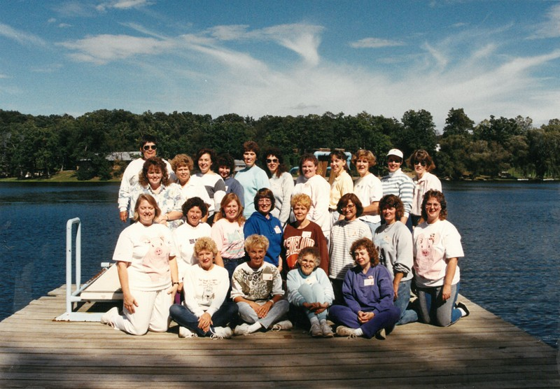 Women's Fitness Camp, Sept 23-28, 1990