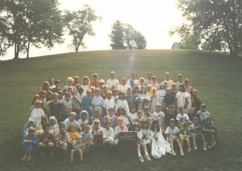 Alpha, June 30-July 1, 1991 Brian & Gayle Borton, Deans