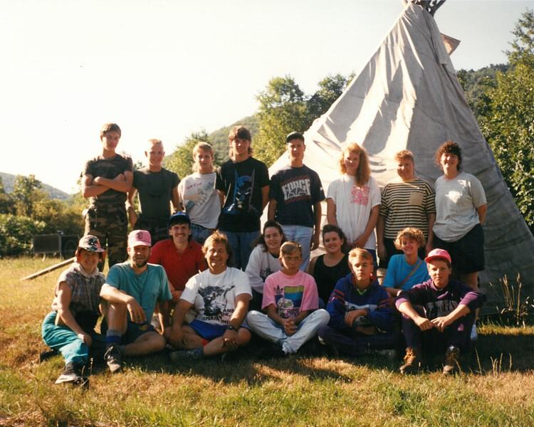 Pennsylvania Adventure, July14-20, 1991 Gene & April Smith, Deans