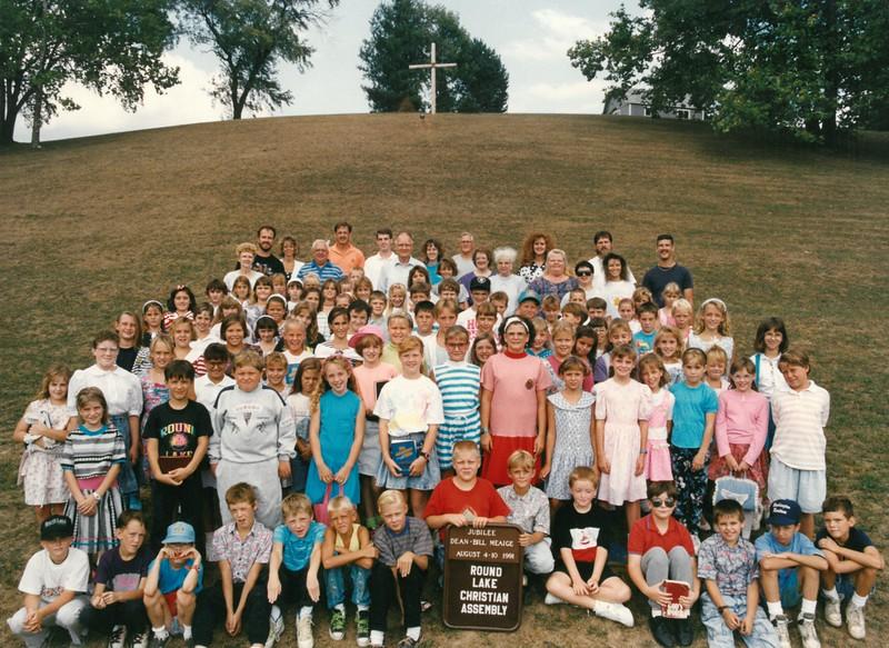 Jubilee, August 4-10, 1991 Bill Meaige, Dean