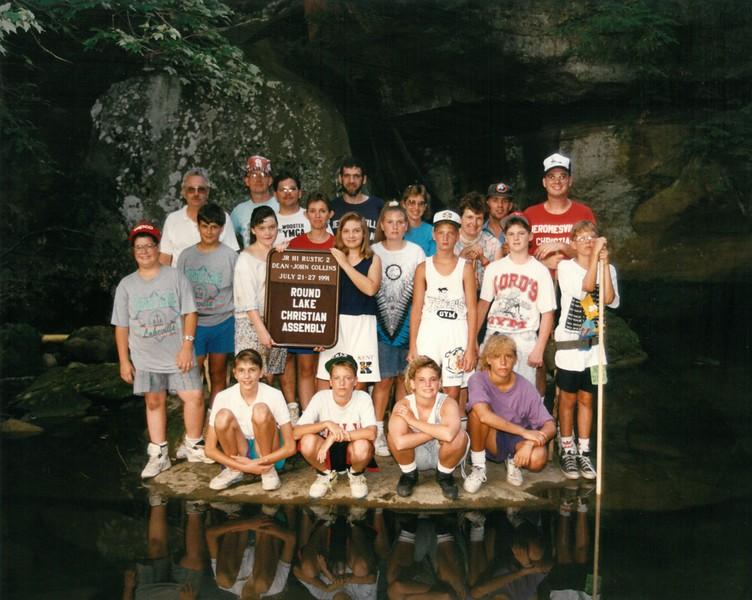 Junior High Rustic 2, July 21-27, 1991 John Collins, Dean