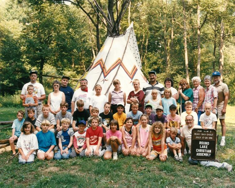Pow Wow 3, July 17-20, 1991 Dan Gault, Dean