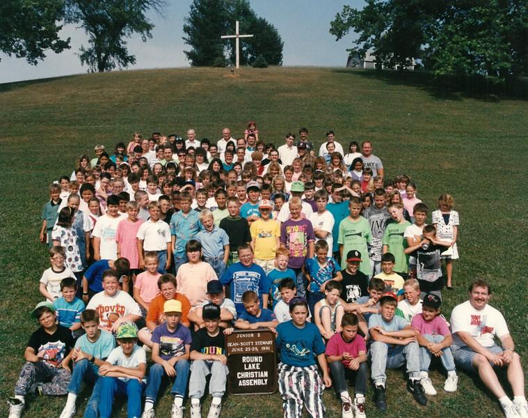 Junior 2, June 23-29, 1991 Scott Stewart, Dean
