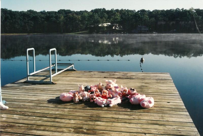 Women's Fitness Camp, September 17-October 2, 1992, Cindy Daniels, Dean-2