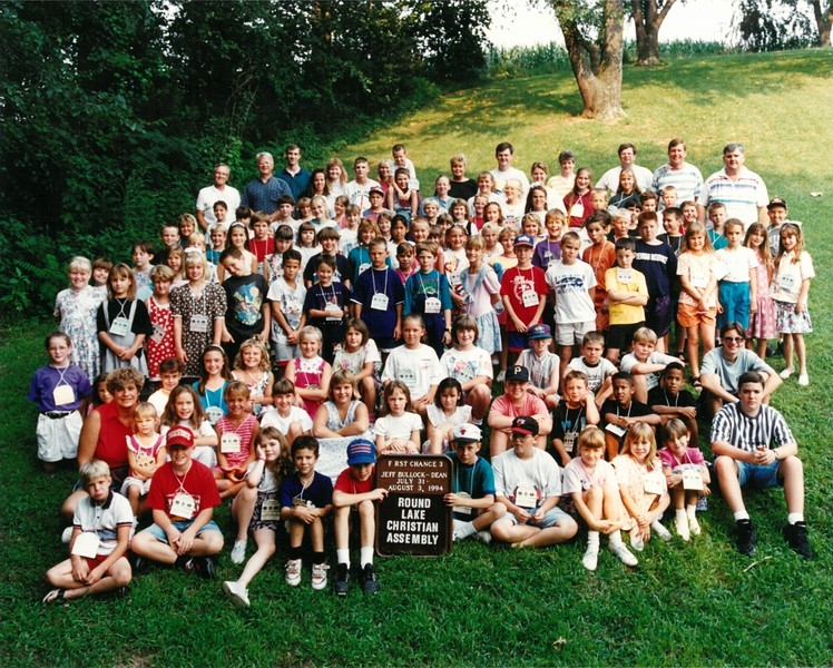First Chance 3, July 31-Aug 3, 1994 Jeff Bullock Dean