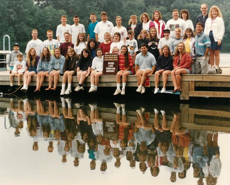 Deeper Life Retreat, June 29-July 2, 1994 Dave Mason Dean