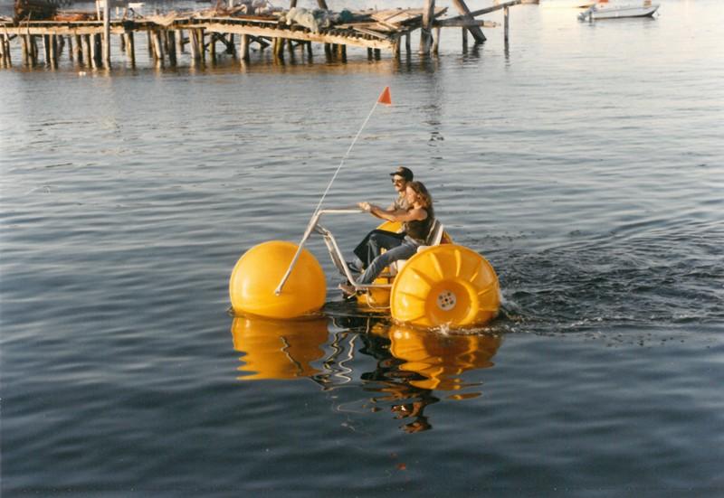 1994 Water Bike