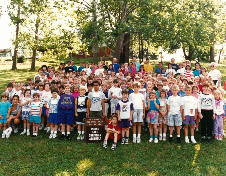 Day Camp 1, June 28, 1994 Jeff Stone Dean