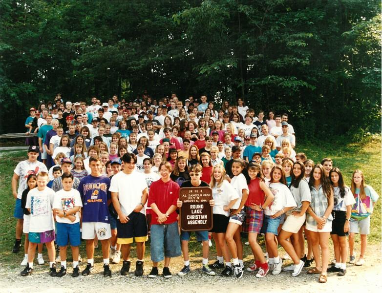 Jr  Hi  3, July 31-Aug 6, 1994 Al D'Angelo Dean