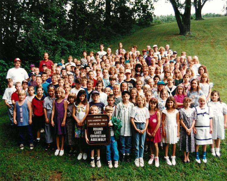 Jubilee, July 24-29, 1994 Gus Andrews Dean
