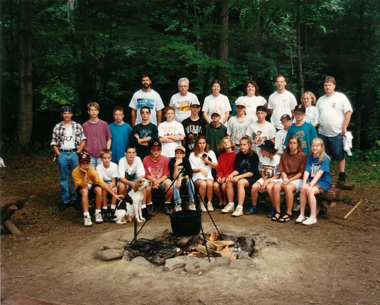 Jr  Hi  4, Aug 7-13, 1994 John Baker Dean