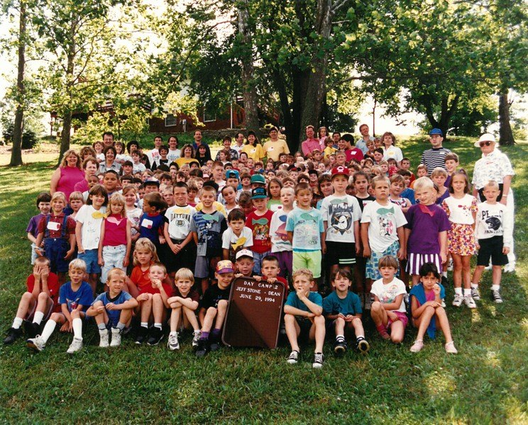 Day Camp 2, June 29, 1994 Jeff Stone Dean