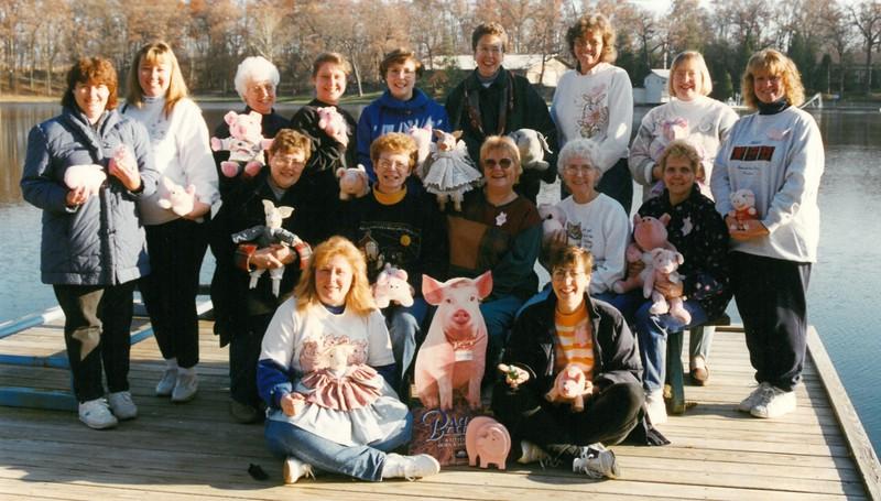 Women's Fitness Camp, Oct 31-Nov 3, 1996-1