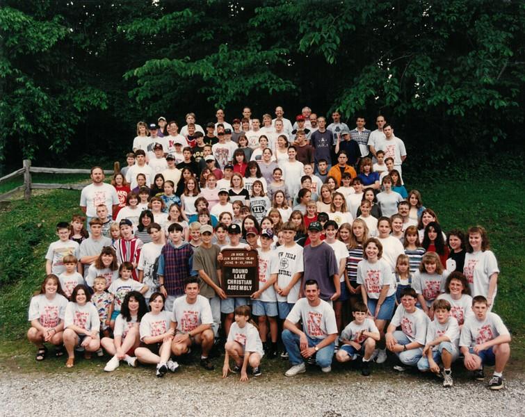 Junior High 1, June 9-15, 1996 Jim Borton, Dean