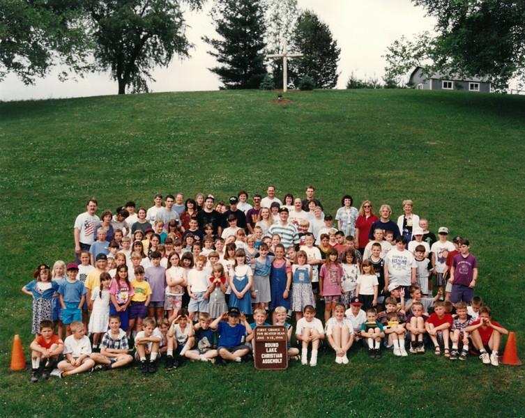First Chance 1, June 9-12, 1996 Tom Benter, Dean