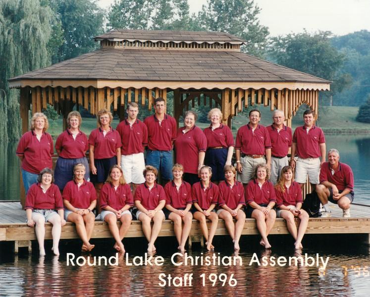 Summer Staff 1996