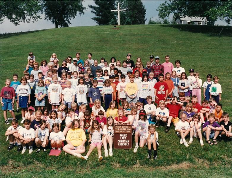 First Chance 2, June 12-15, 1996 Tom Benter, Dean