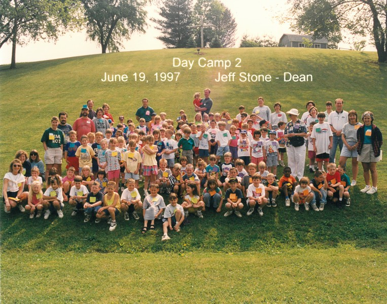 Day Camp 2, June 19, 1997 Jeff Stone, Dean