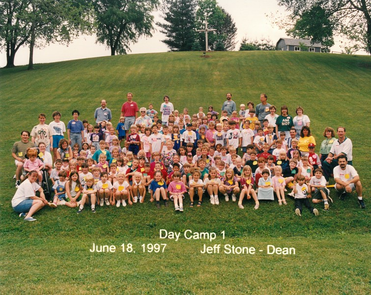 Day Camp 1, June 18, 1997 Jeff Stone, Dean