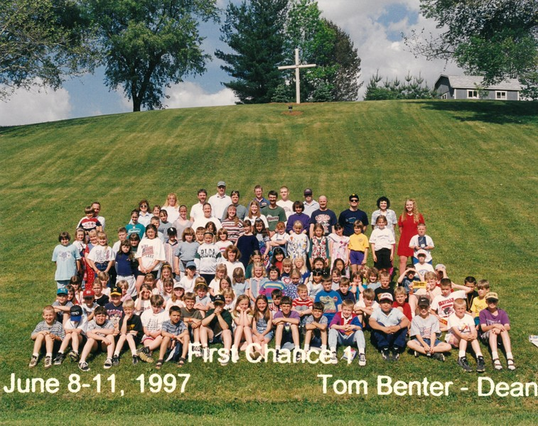 First Chance 1, June 8-11, 1997 Tom Benter, Dean