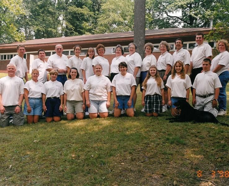 1998 Summer Staff 1