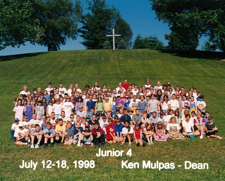 Junior 4, July 12-18, 1998 Ken Mulpas, Dean