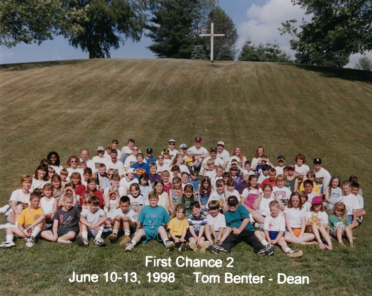 First Chance 2, June 10-13, 1998 Tom Benter, Dean