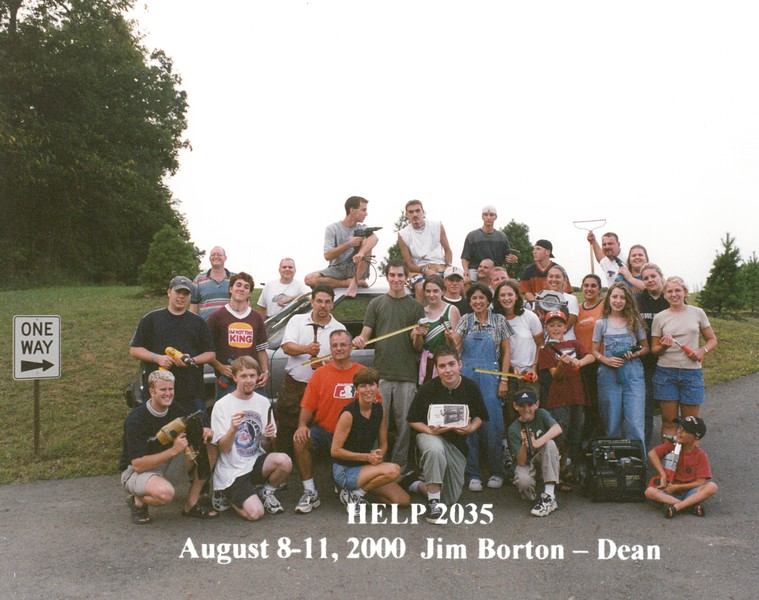 HELP 2035, August 8-11, 2000 Jim Borton, Dean