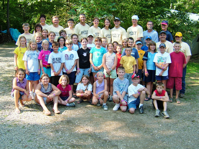 Pathfinders, August 1-6, 2004 Dan Hamilton, Dean