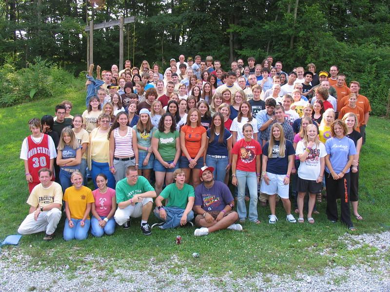 Senior High 3, July 18-23, 2004 Doug Hartley, Dean