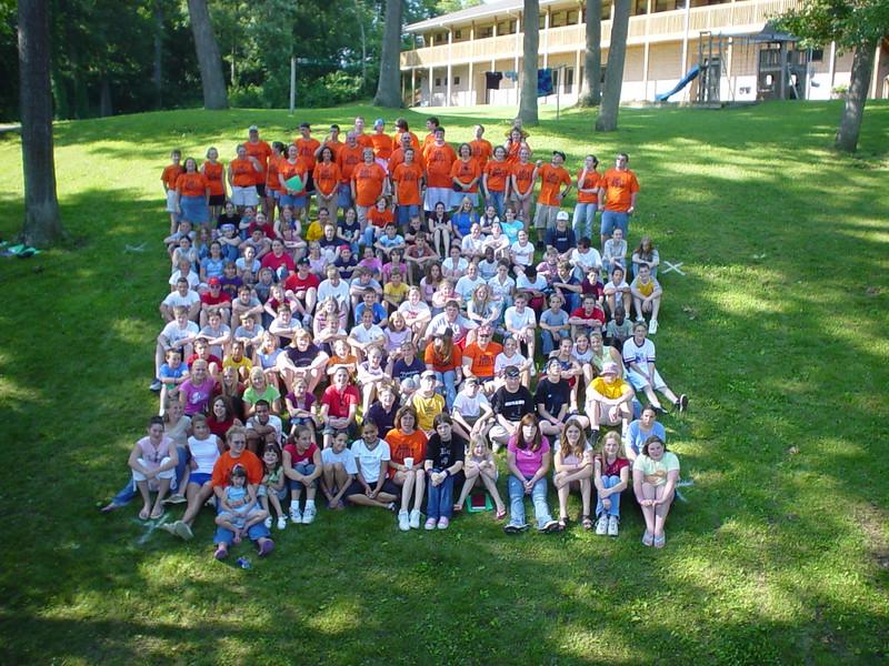 Junior High 1, June 13-18, 2004 Chris Villwock, Dean