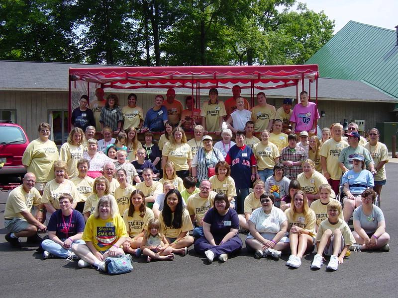 Handicamp, July 6-9, 2004 Alan & Eileen Pratt, Deans