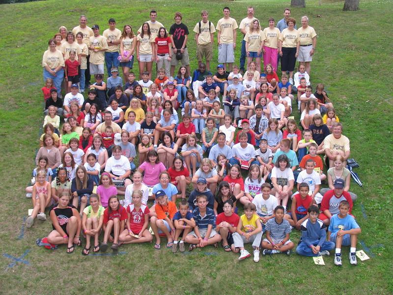 Junior 3, July 25-30, 2004 Bob & Charlotte Blackmore
