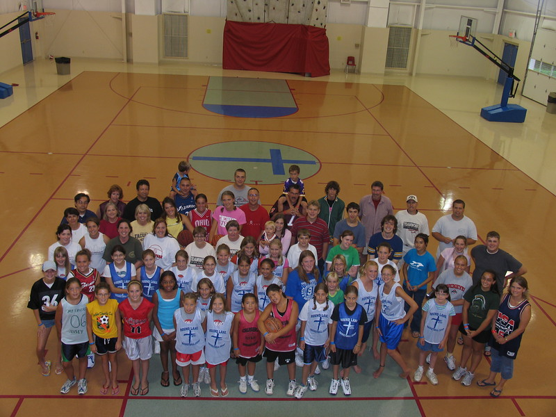 Girls Basketball Camp, August 14-17, 2005 Steve Palmer, Rick Cooper Deans