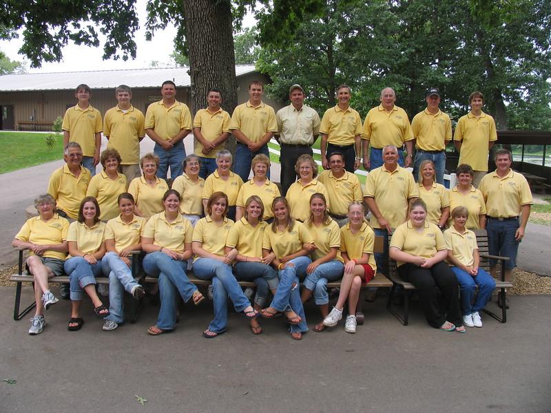 2005 Staff