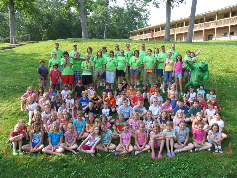 3-4 Grade Camp 2