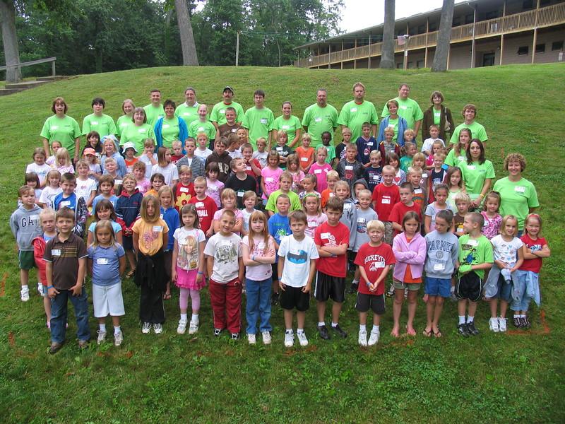 1-2 Grade Camp 1