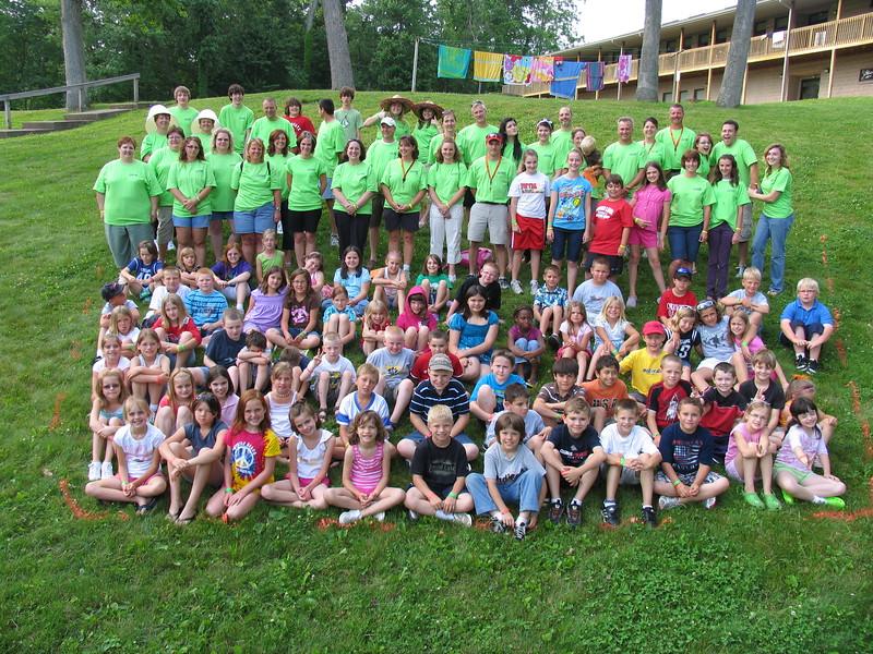 3-4 Grade Camp 1