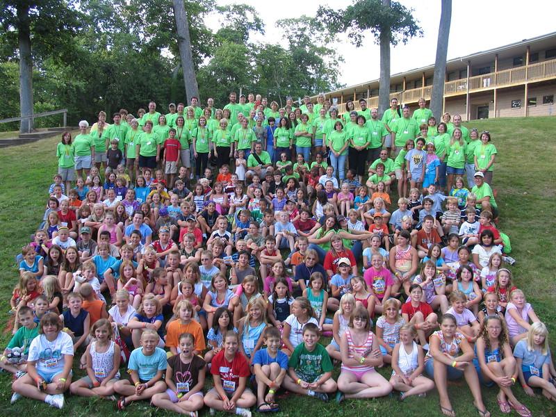 3-4 Grade Camp 3