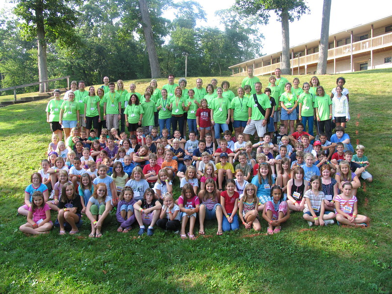 3-4 Grade Camp 4