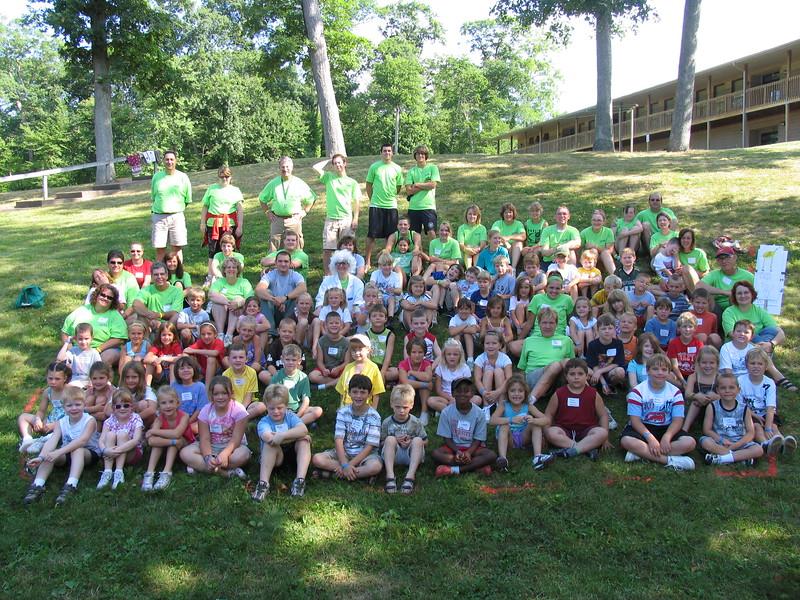 1-2 Grade Camp 2