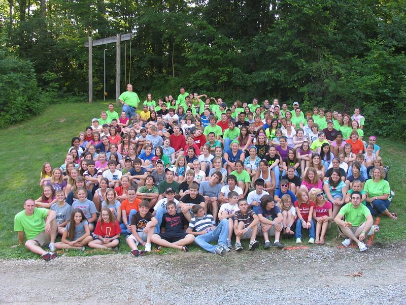 7-9 Grade Camp 2