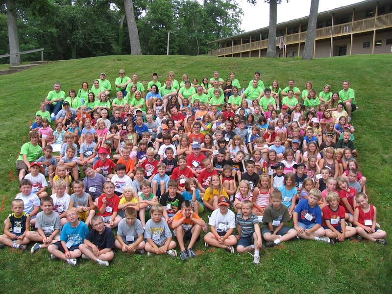 2-3 Grade Camp