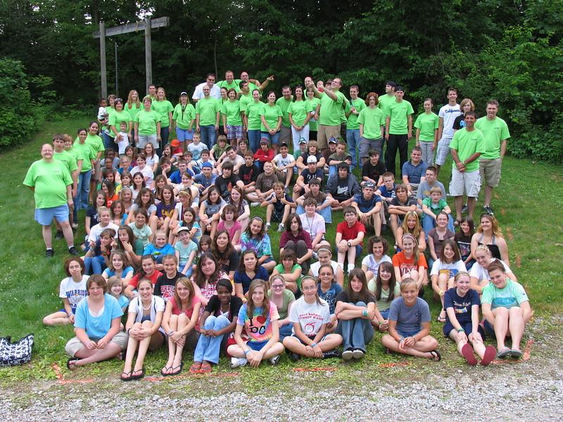 7-9 Grade Camp 1