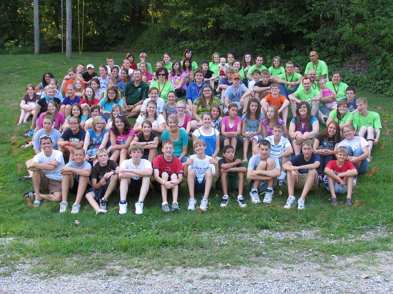 7-9 Grade Camp 4