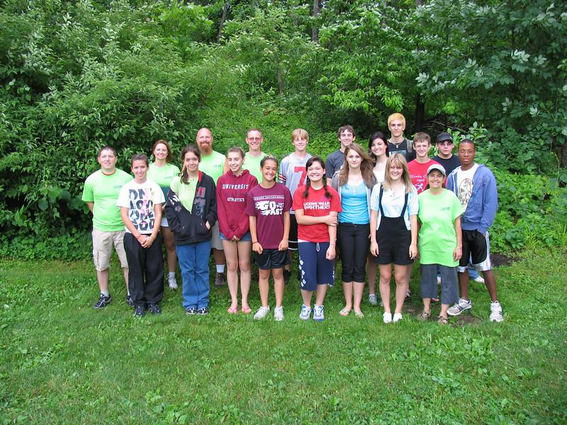 9-12 Grade West Virginia Adventure