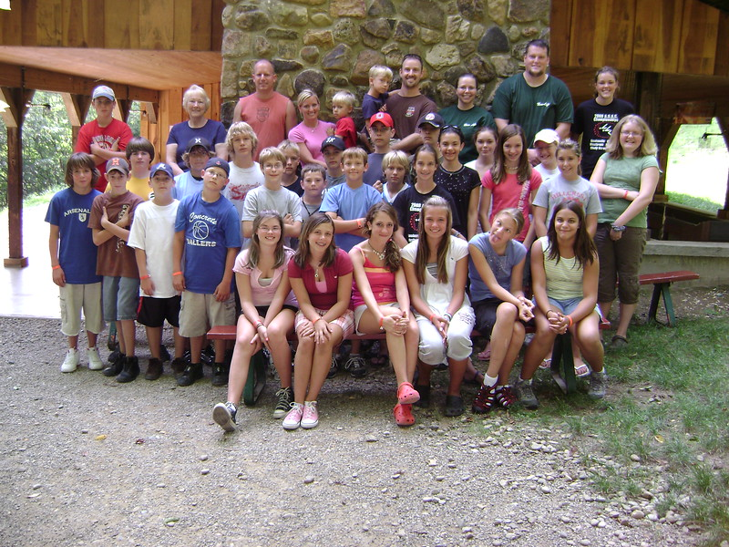 7-9 Grade Wilderness Week 3